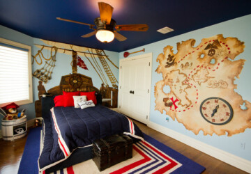 20 Wonderful Boys Room Design Ideas - room, Boys room, Boys, bedroom design