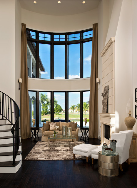 21 Amazing Living Room Design Ideas with Window Wall (9)