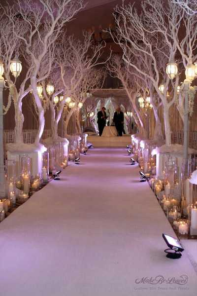 21 Amazing Winter Wedding Decoration Ideas