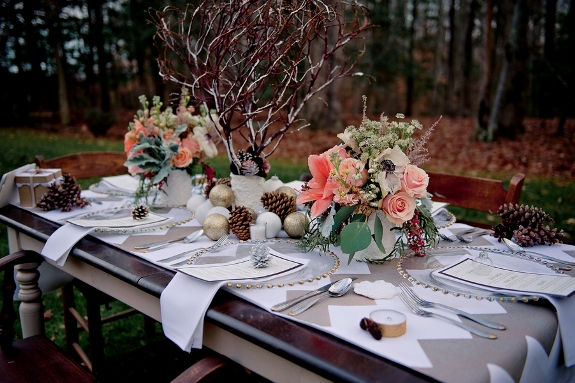 21 Amazing Winter Wedding Decoration Ideas (11)