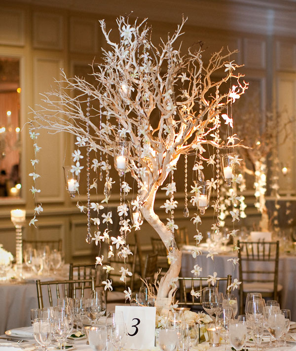 21 Amazing Winter Wedding Decoration Ideas (13)