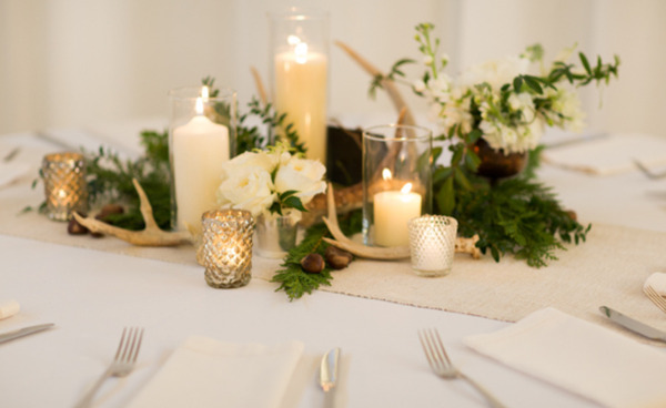 21 Amazing Winter Wedding Decoration Ideas (16)