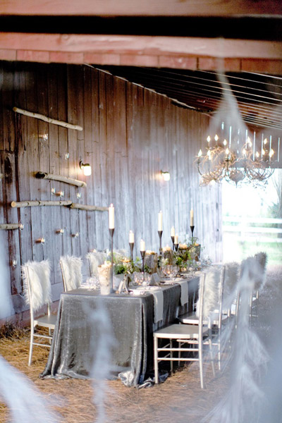 21 Amazing Winter Wedding Decoration Ideas (2)