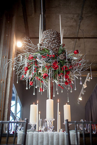 21 Amazing Winter Wedding Decoration Ideas (4)