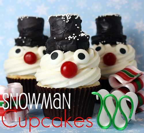 21 Cute and Sweet Christmas Cupcakes (3)