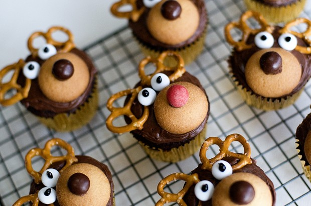 21 Cute and Sweet Christmas Cupcakes (8)