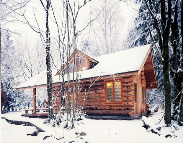 22 Amazing Cabins- Perfect for Mountain Vacation (1)