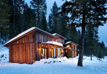 22 Cozy Cabins- Perfect for Mountain Vacation - mountain house, mountain, Cozy Cabins, Cabins