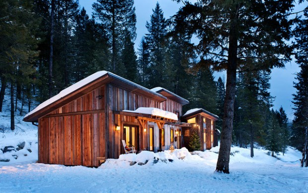 22 Amazing Cabins- Perfect for Mountain Vacation (15)