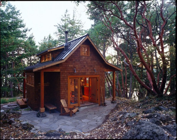22 Amazing Cabins- Perfect for Mountain Vacation (19)