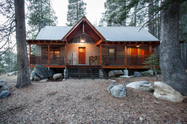 22 Amazing Cabins- Perfect for Mountain Vacation (2)