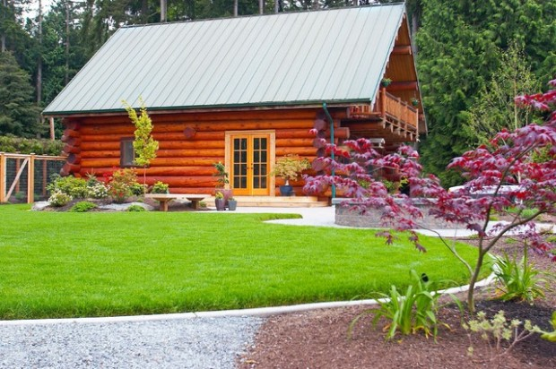 22 Amazing Cabins- Perfect for Mountain Vacation (20)
