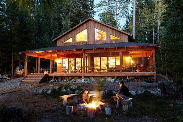22 Amazing Cabins- Perfect for Mountain Vacation (21)
