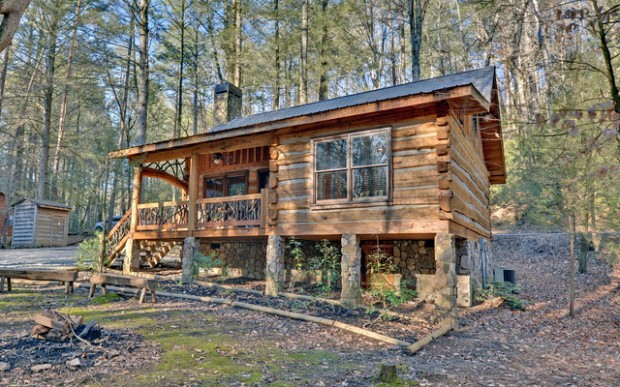 22 Amazing Cabins- Perfect for Mountain Vacation (22)