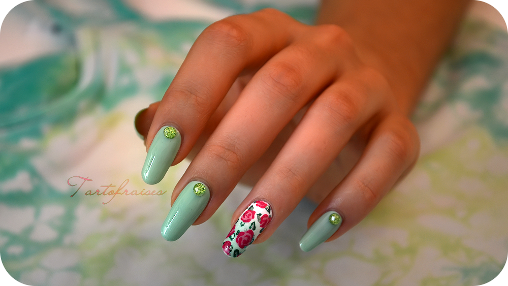 22 Amazing Nail Art Ideas by Tartofraises