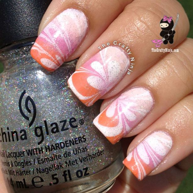 22 Amazing Nail Art Tutorials by Blogger The Crafty Ninja (12)