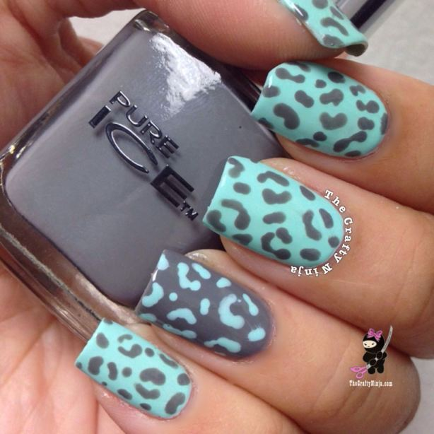 22 Amazing Nail Art Tutorials by Blogger The Crafty Ninja (15)
