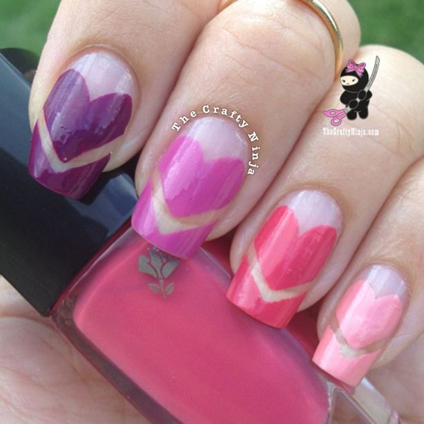 22 Amazing Nail Art Tutorials by Blogger The Crafty Ninja (21)