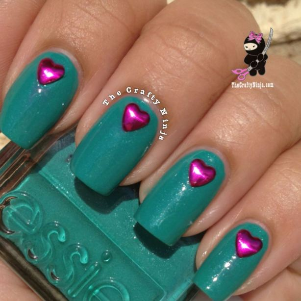 22 Amazing Nail Art Tutorials by Blogger The Crafty Ninja (3)