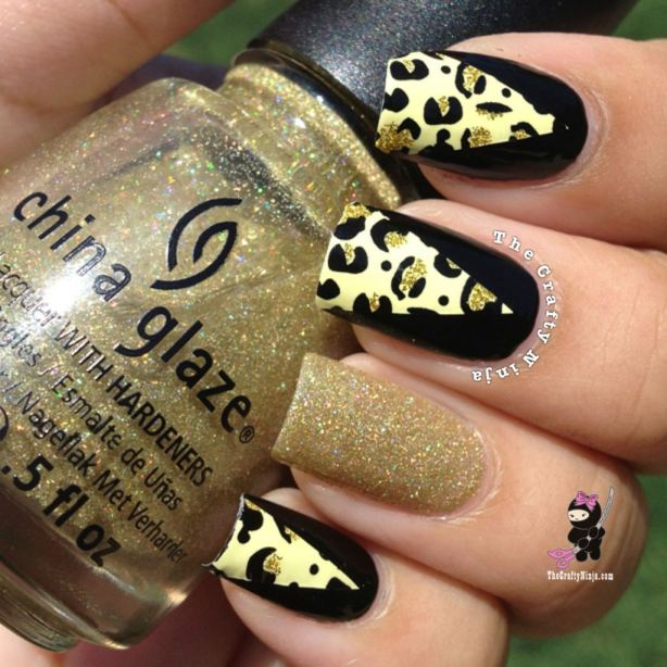 22 Amazing Nail Art Tutorials by Blogger The Crafty Ninja (6)