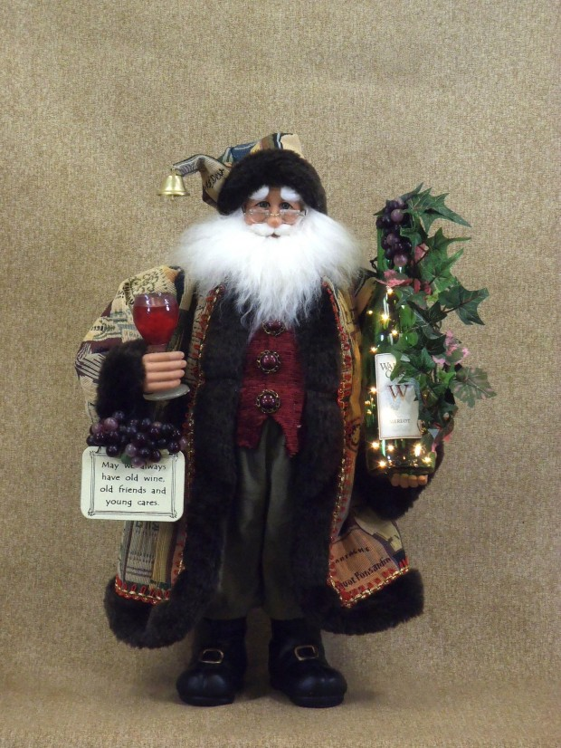 22 Awesome Christmas Figurine Decorations (12)
