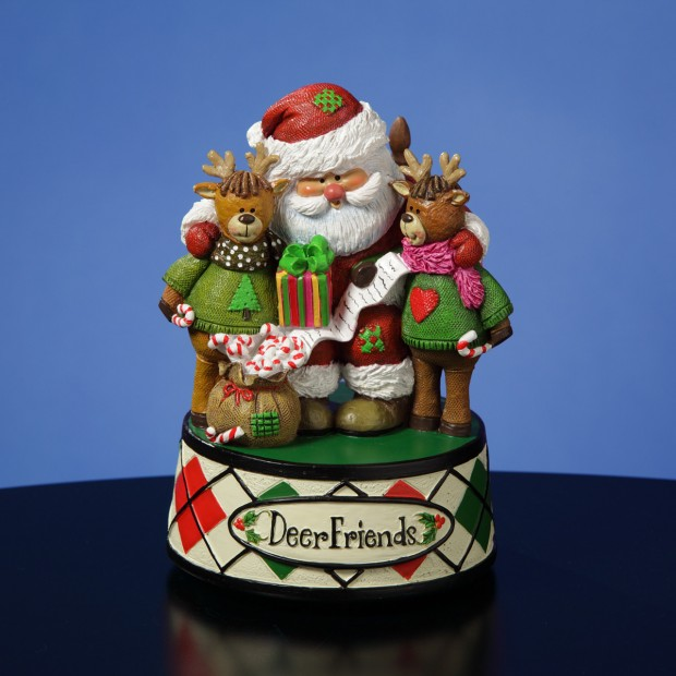 22 Awesome Christmas Figurine Decorations (20)