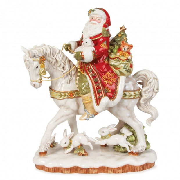 22 Awesome Christmas Figurine Decorations (9)