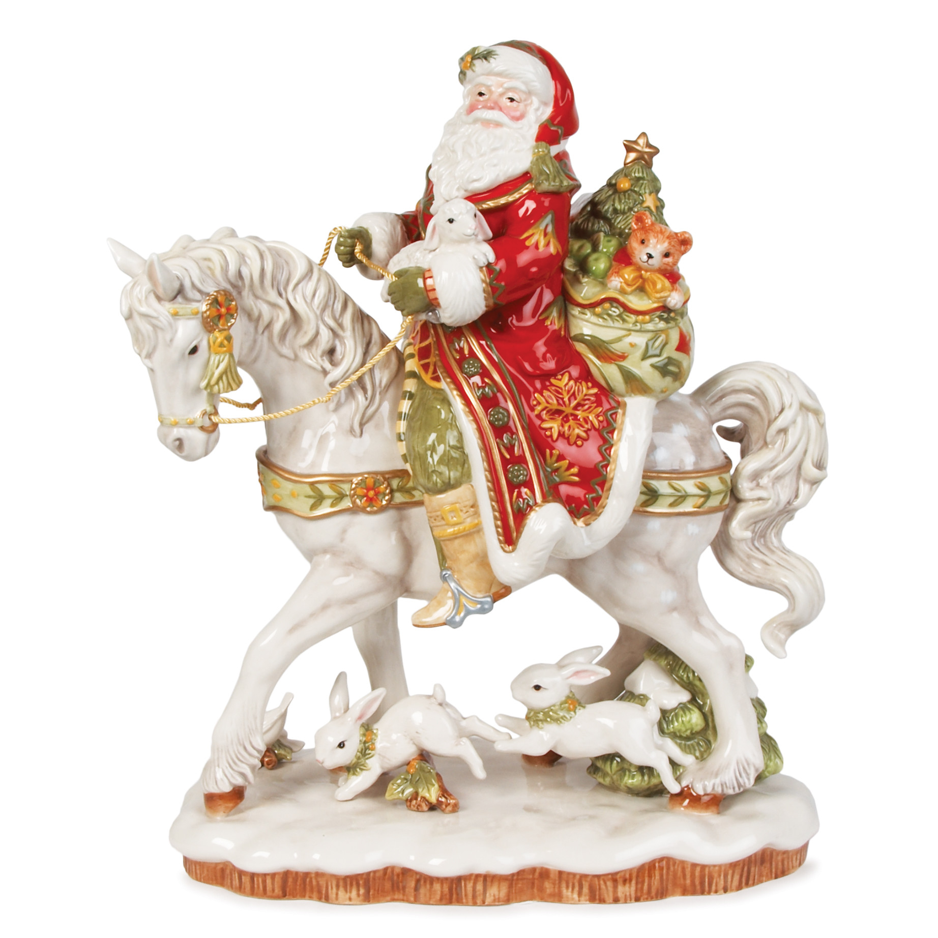 Awesome christmas figurine decorations style motivation