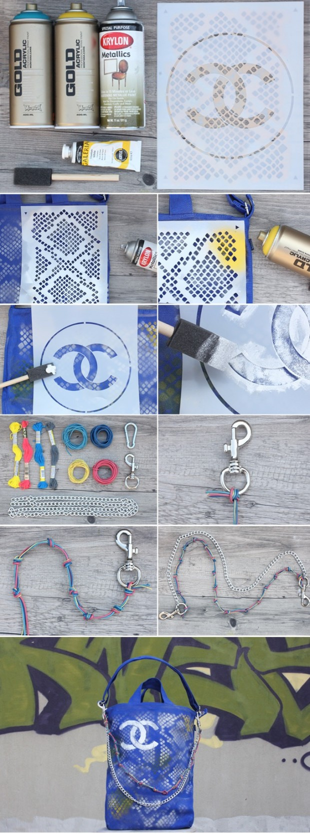 22 Brilliant DIY Fashion Projects for Unique Clothes and Accessories (19)
