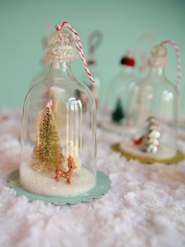 22 Creative, Fun and Easy DIY Christmas Décor Projects (4)