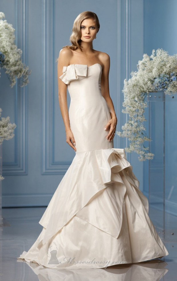 22 Gorgeous Mermaid Wedding Dresses