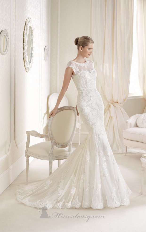 Gorgeous Mermaid Wedding Dresses : Gorgeous mermaid wedding dresses style motivation