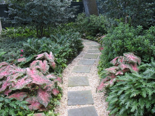 22 Great Ideas for Perfect Garden Path (10)