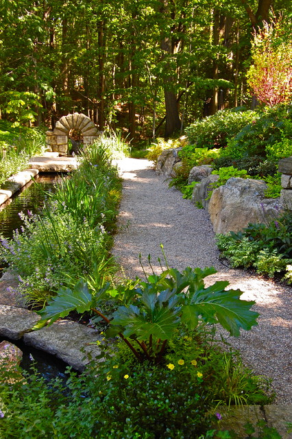 22 Great Ideas for Perfect Garden Path (13)