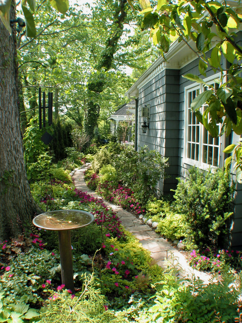 22 Great Ideas for Perfect Garden Path (14)