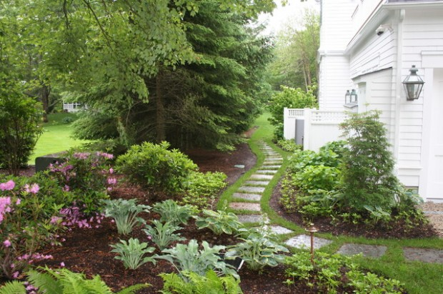 22 Great Ideas for Perfect Garden Path (16)