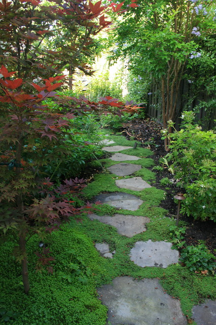 22 Great Ideas for Perfect Garden Path (19)