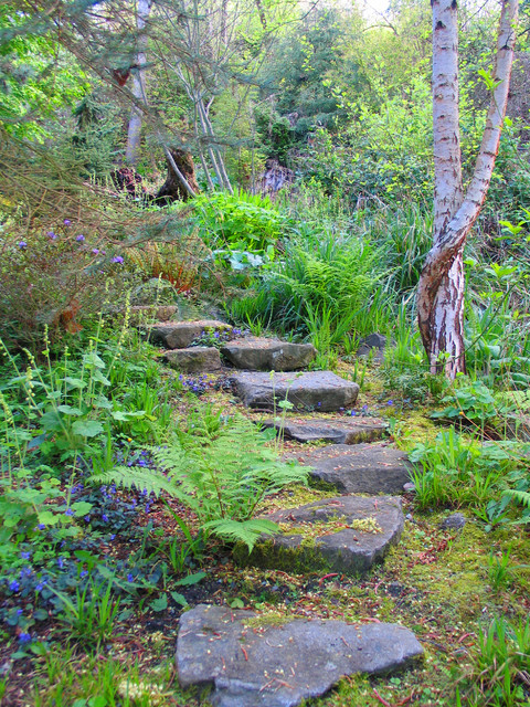 22 Great Ideas for Perfect Garden Path (20)