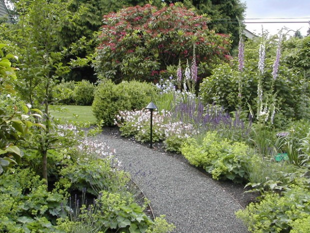 22 Great Ideas for Perfect Garden Path (21)