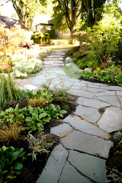 22 Great Ideas for Perfect Garden Path (7)