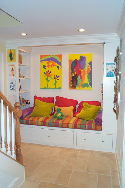 21 great reading nook design ideas for kids style motivation for Kids reading corner ideas