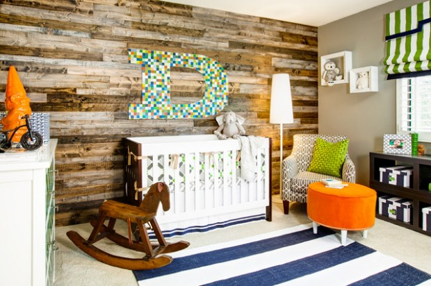 22 Wonderful Interior Design Ideas with Wooden Walls (8)