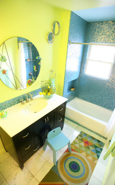 22 Adorable Kids Bathroom Decor Ideas