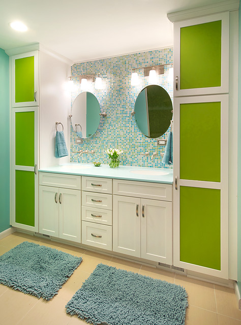22 adorable kids bathroom decor ideas style motivation for Cute bathroom ideas