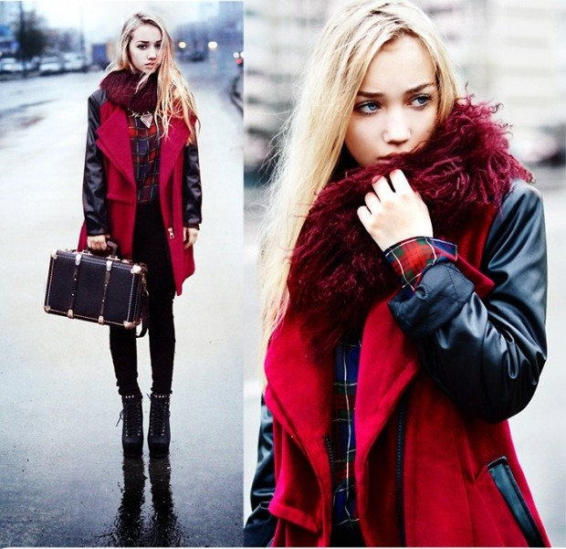 23 Amazing Street Style Combinations for Winter (1)