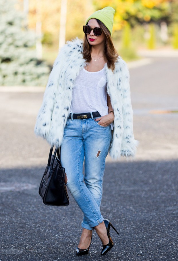 23 Amazing Street Style Combinations for Winter (15)
