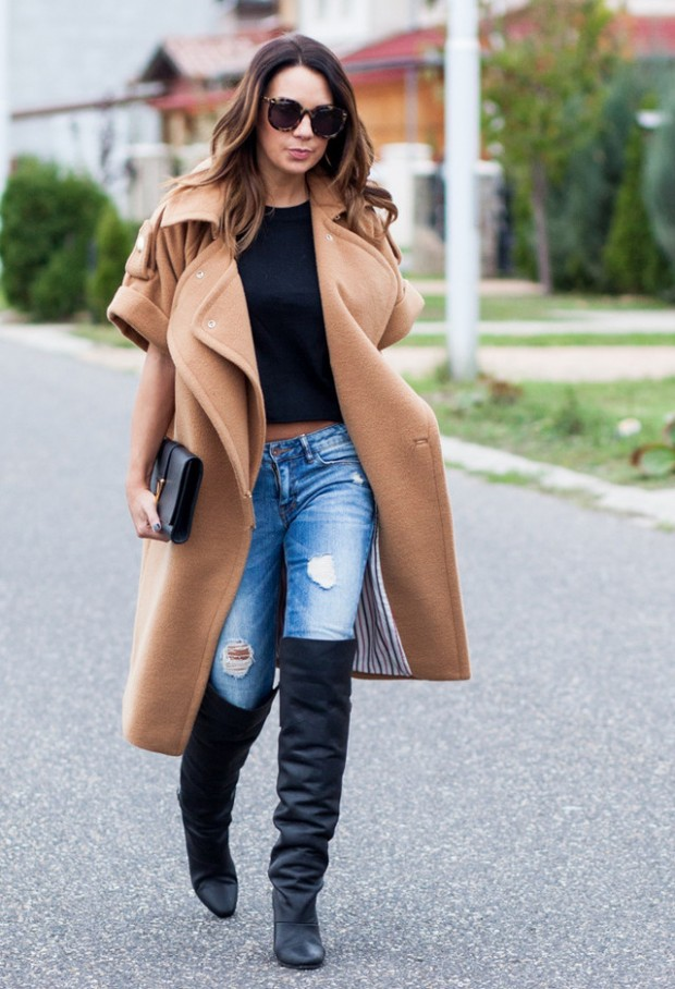 23 Amazing Street Style Combinations for Winter (18)