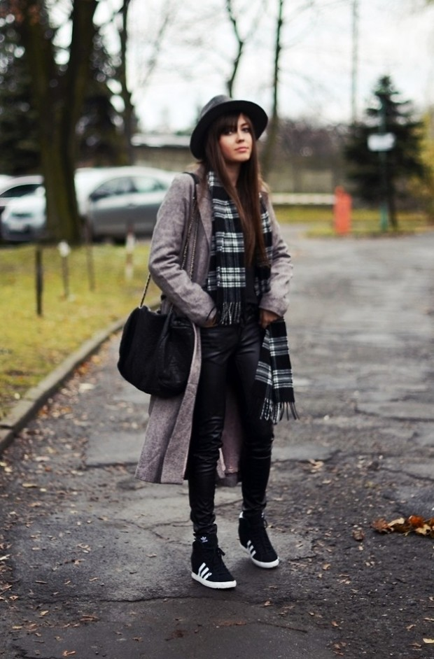 23 Amazing Street Style Combinations for Winter (2)
