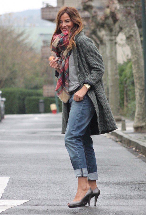 23 Amazing Street Style Combinations for Winter (6)