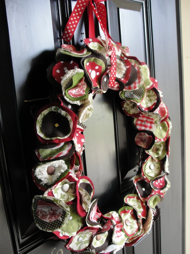 23 Great Diy Christmas Wreath Ideas Style Motivation